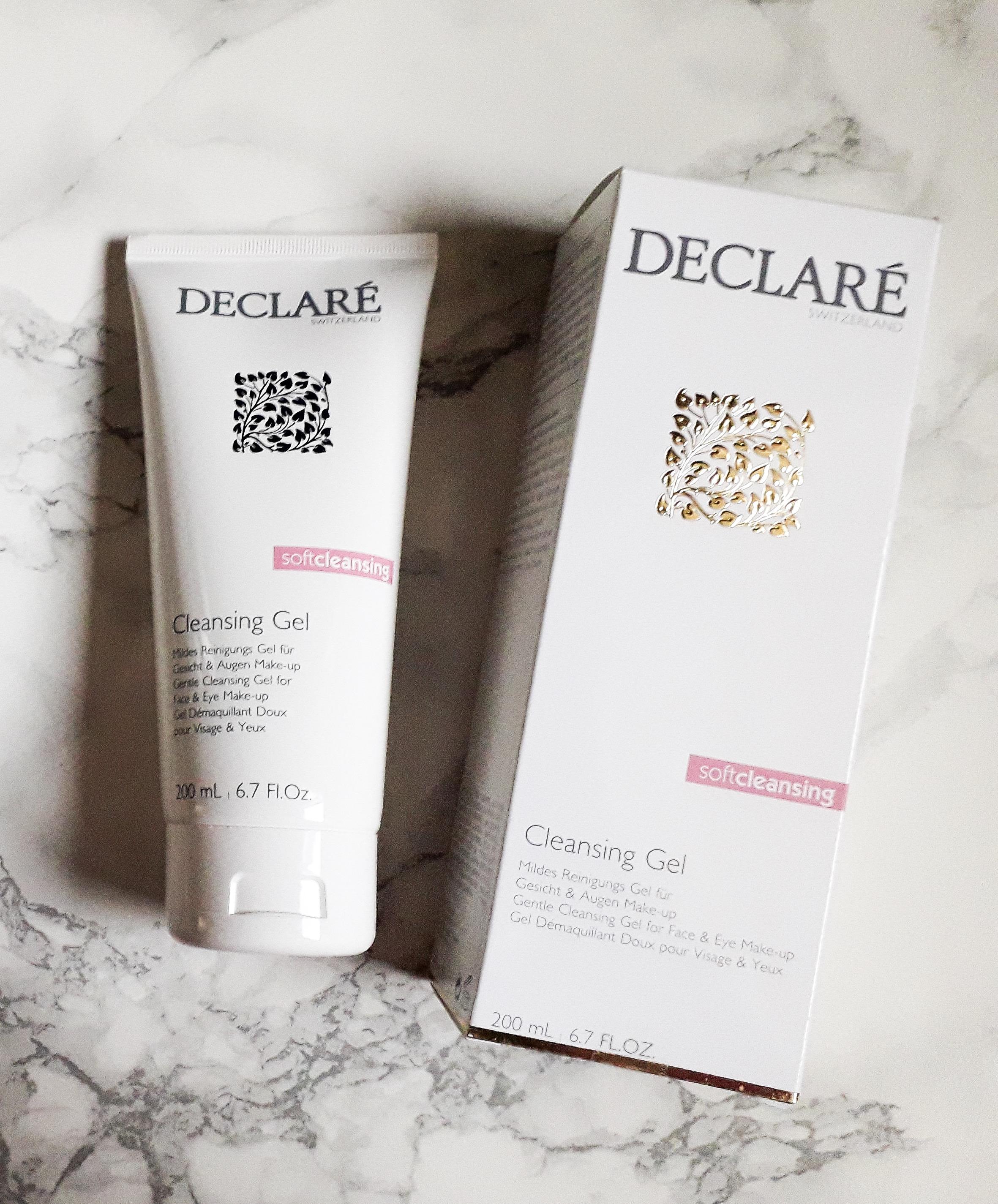 Declare_Gentle Cleansing Gel