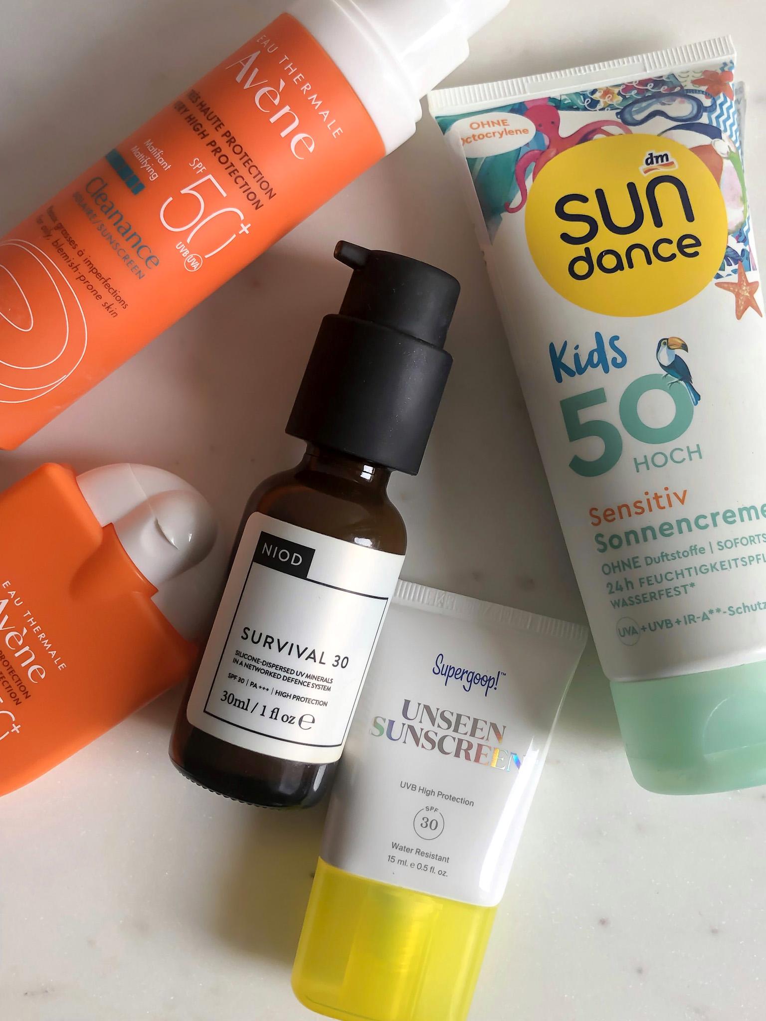Proizvodi za zaštitu od sunca - najčešće greške