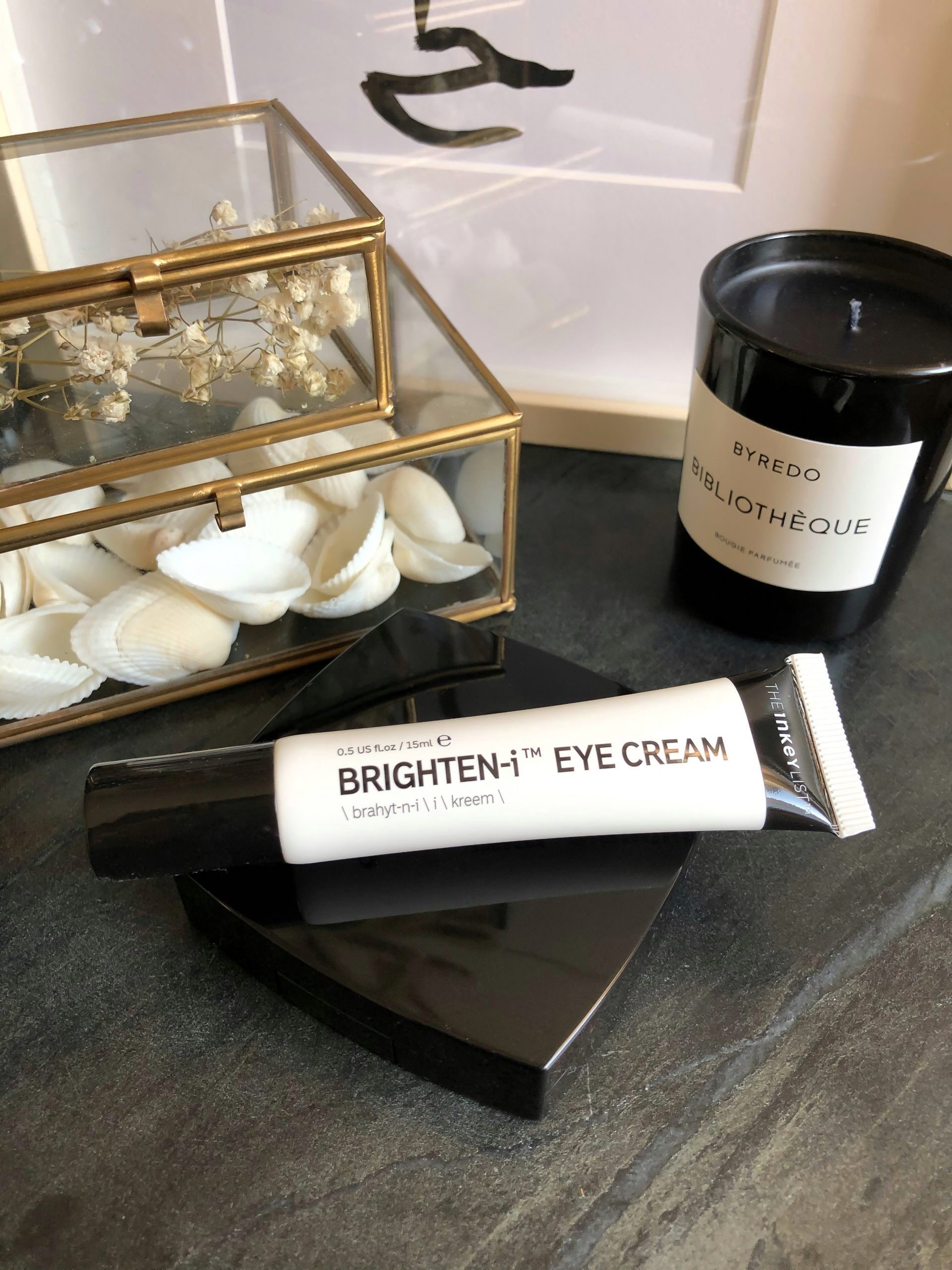 The Inkey List Brighten-i Eye Cream_Recenzija