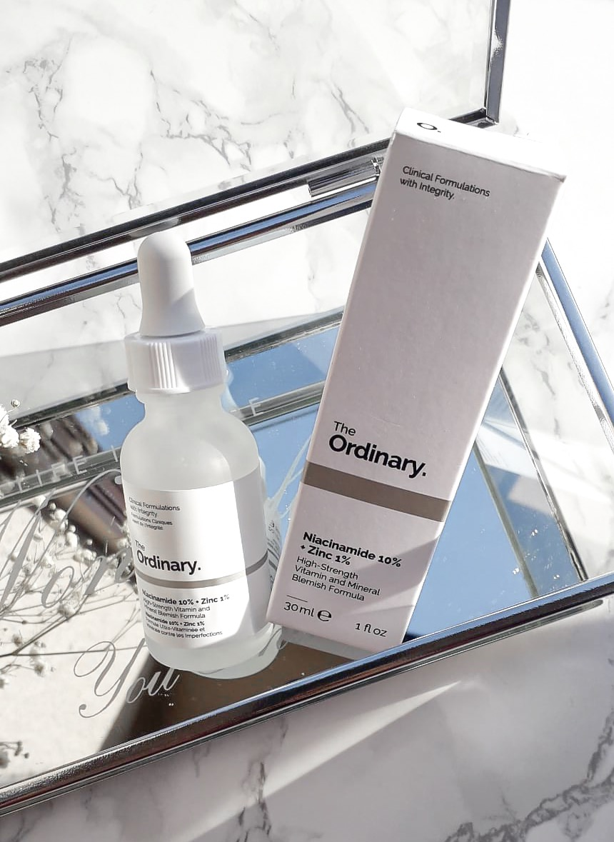 The Ordinary Niacinamide 10%_Recenzija