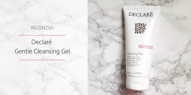 Declare Gentle Cleansing Gel Review