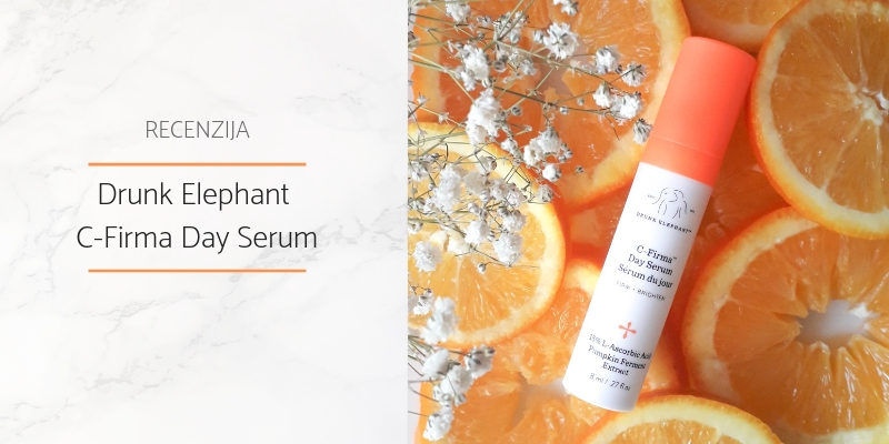 Drunk Elephant_C-Firma Day Serum_Recenzija