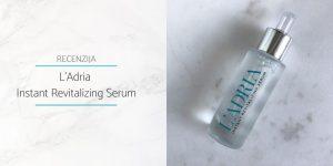 Ladria_Instant Revitalizing Serum_Recenzija