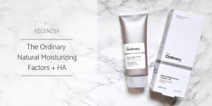 The Ordinary Natural Moisturizing Factors